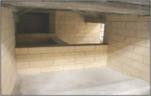 Animal Crematory BLP 200 M3 Primary Chamber