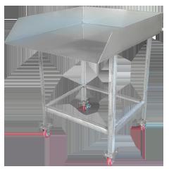 Ridged Table